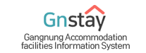 gnstay Gangnung Accommodation facilities Information System